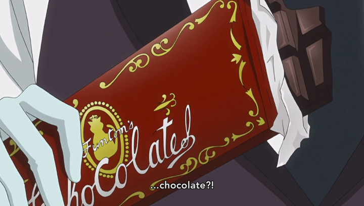 Black Butler Chocolate Screenshot